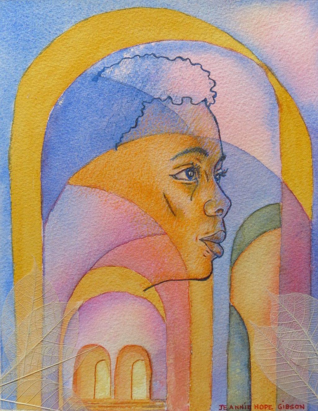 Sunrise by Jeannie Hope Gibson