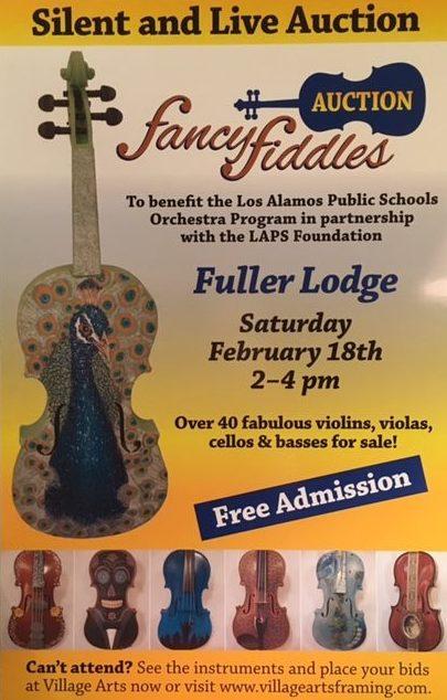 Fuller Lodge Publicity Poster