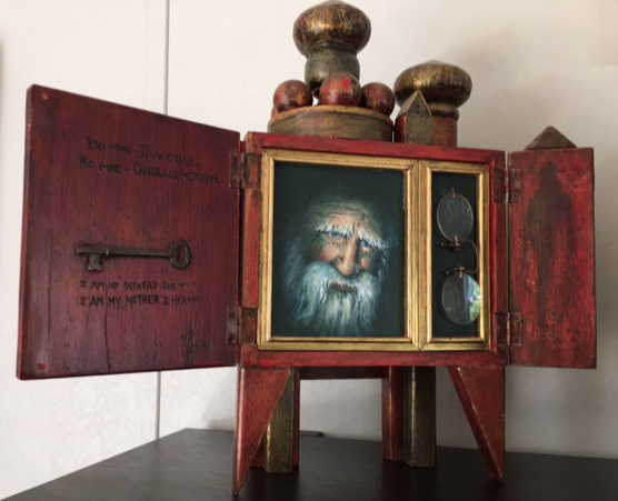 Russian Box by Jeannie Hope Gibson