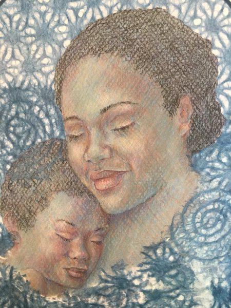 Beloved art by Jeannie Hope Gibson