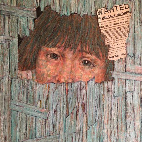 Hidden Secret. art by Jeannie Hope Gibson