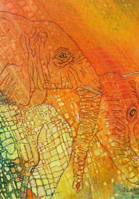 Emerging Memories by Jeannie Hope Gibson